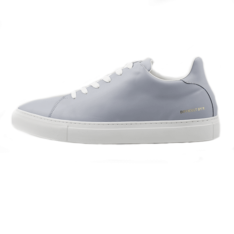 Ladies Madison Light Blue Sneaker