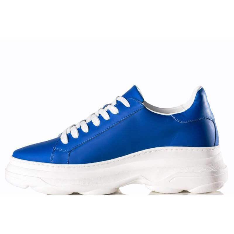 Ladies Camps Bay Blue Sneaker