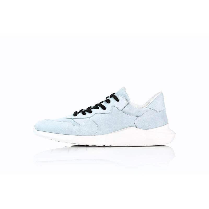 Ladies Miyazaki Grey Sneaker (sample sale 37)