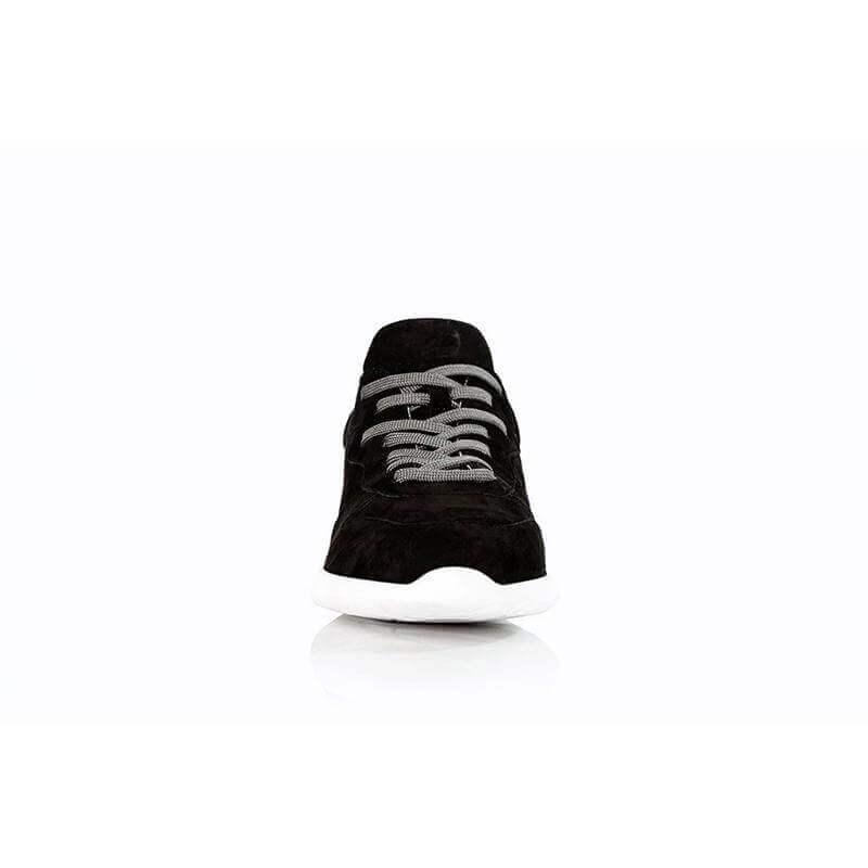 Ladies Miyazaki Black Sneaker