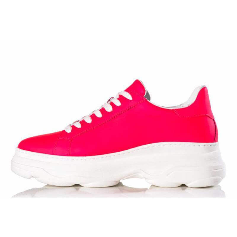 Ladies Camps Bay Pink Sneaker