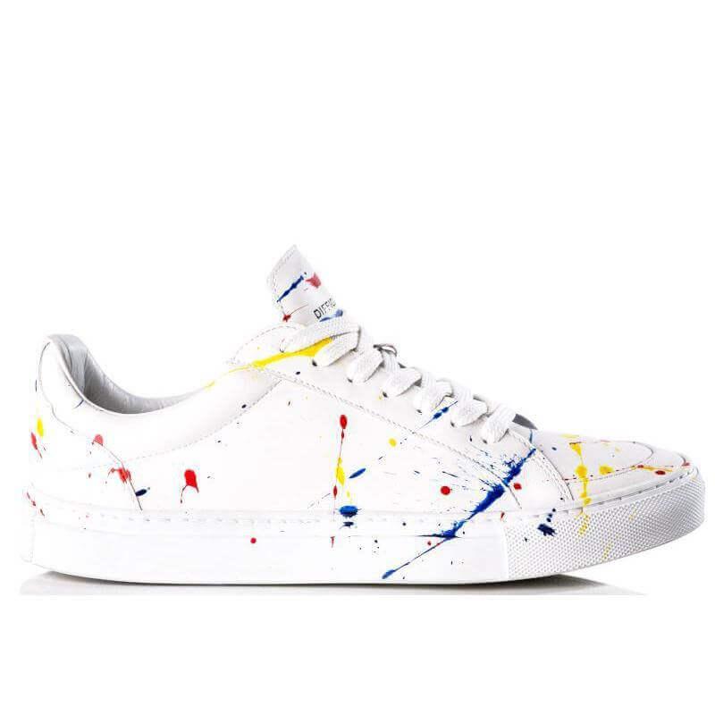 Ladies Madison Picasso Ltd Edition Sneaker