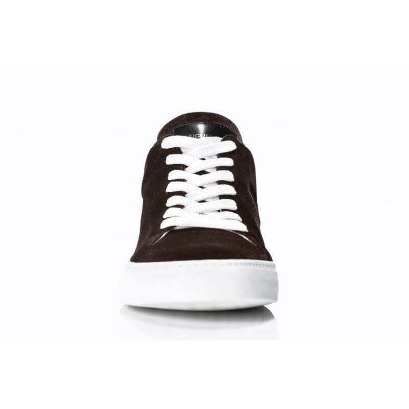 Madison Velvet Brown Sneaker