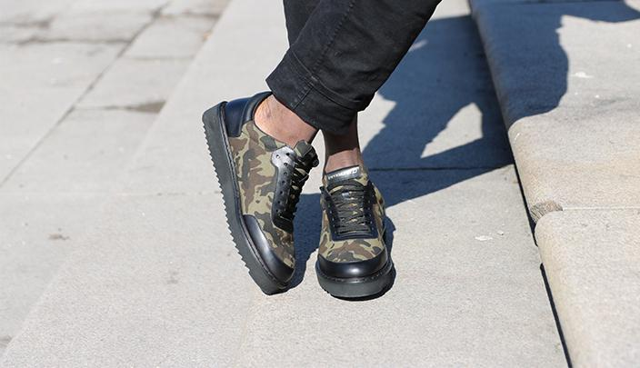 Venice Camo (sample sale 39,40,41,42)