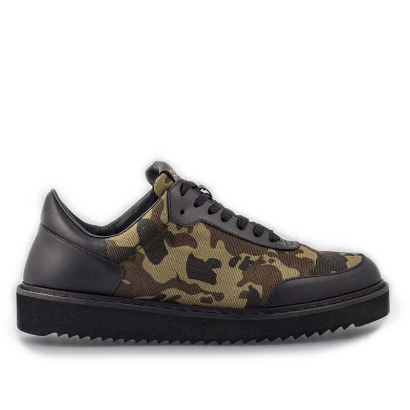 Ladies Venice Camo Sneaker (sample sale 37,38,39,40,41)