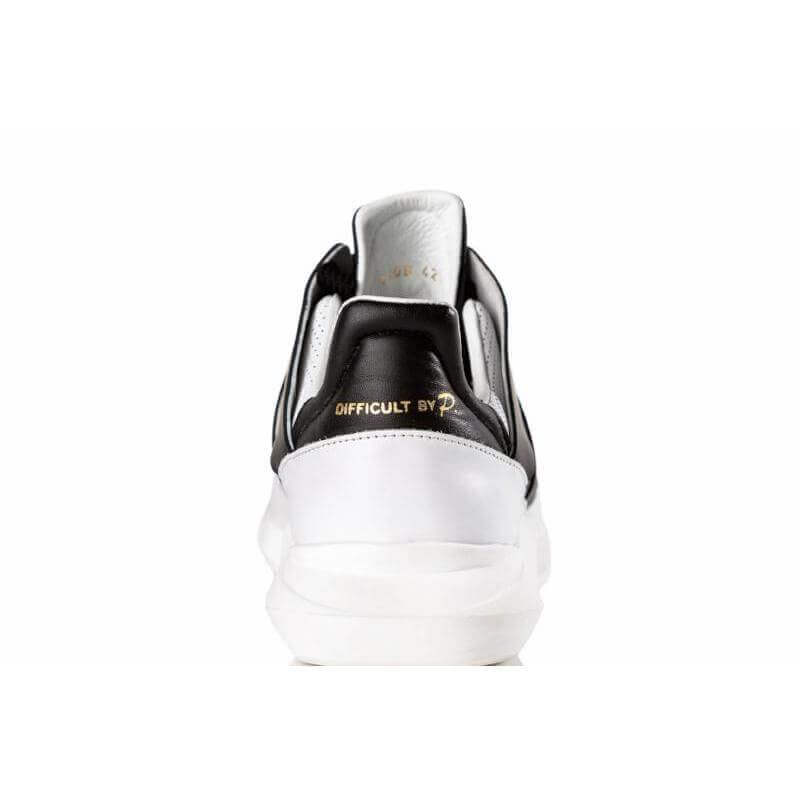 Ladies Cascais White Sneaker