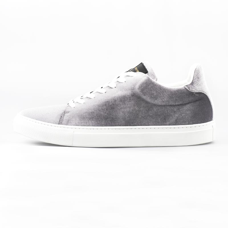Madison Velvet Grey Sneaker