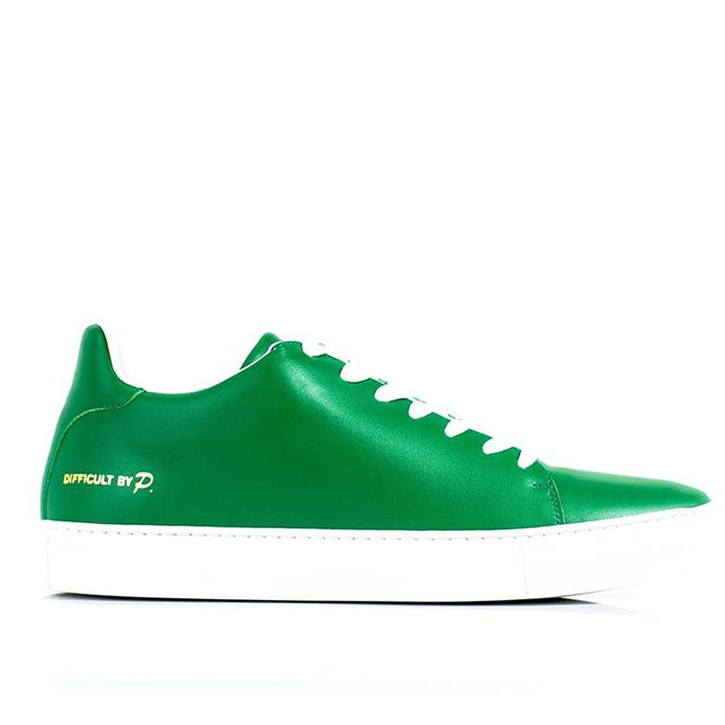 Madison Green Sneaker