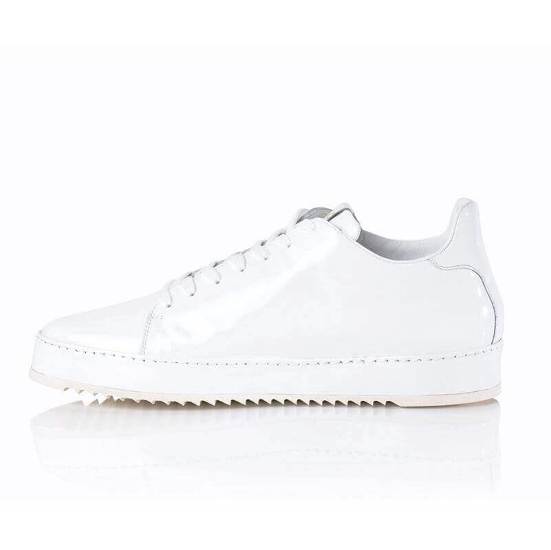 White HSX Sneaker