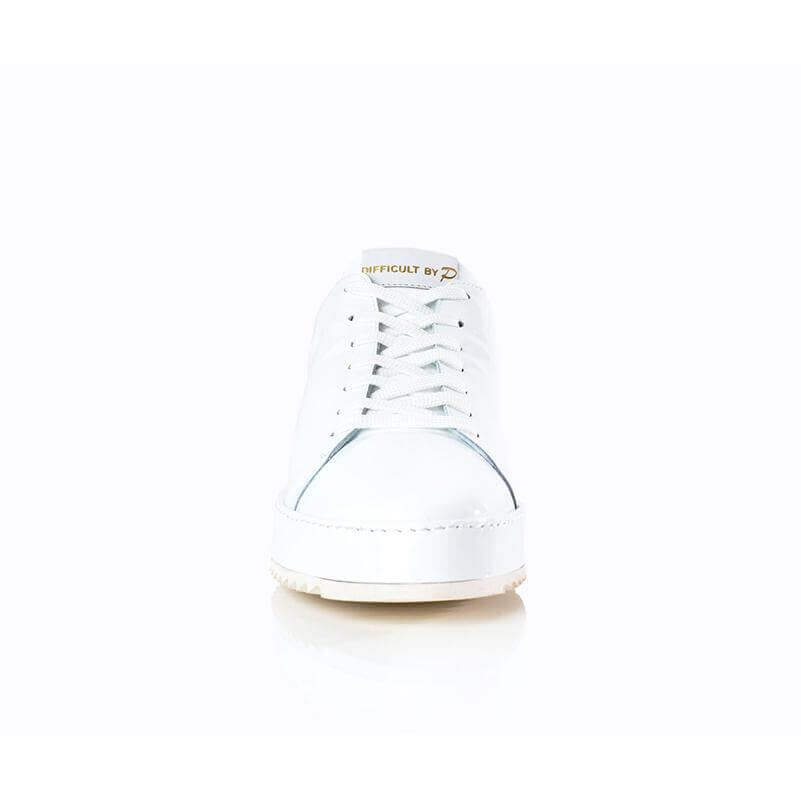 Ladies White HSX Sneaker