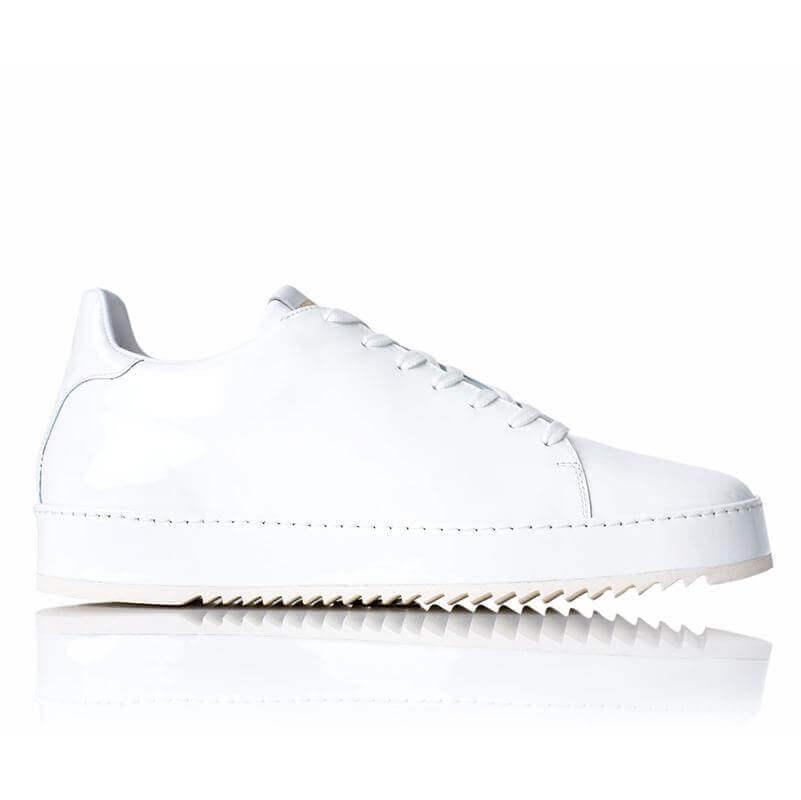 Ladies White HSX Sneaker
