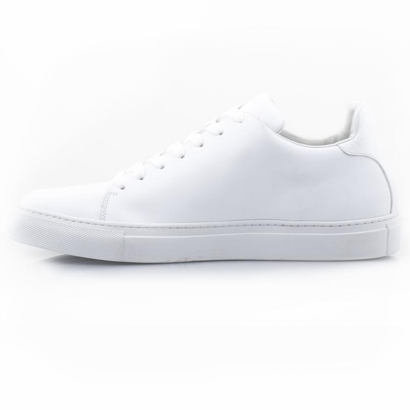 Madison White Sneaker
