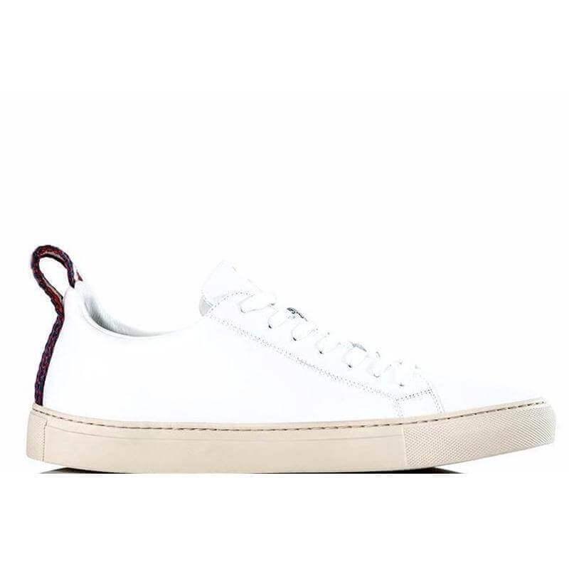 Montpellier White Sneaker