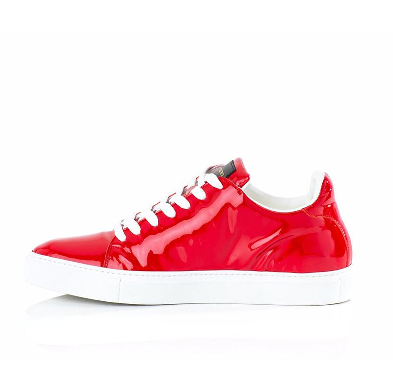 Madison Red Sneaker