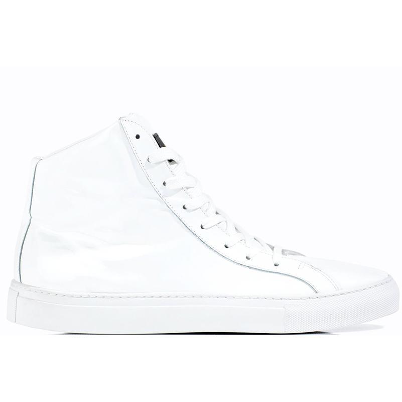 White Sparkle MT17 Sneaker