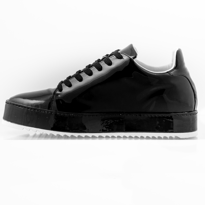 Black HSX Sneaker
