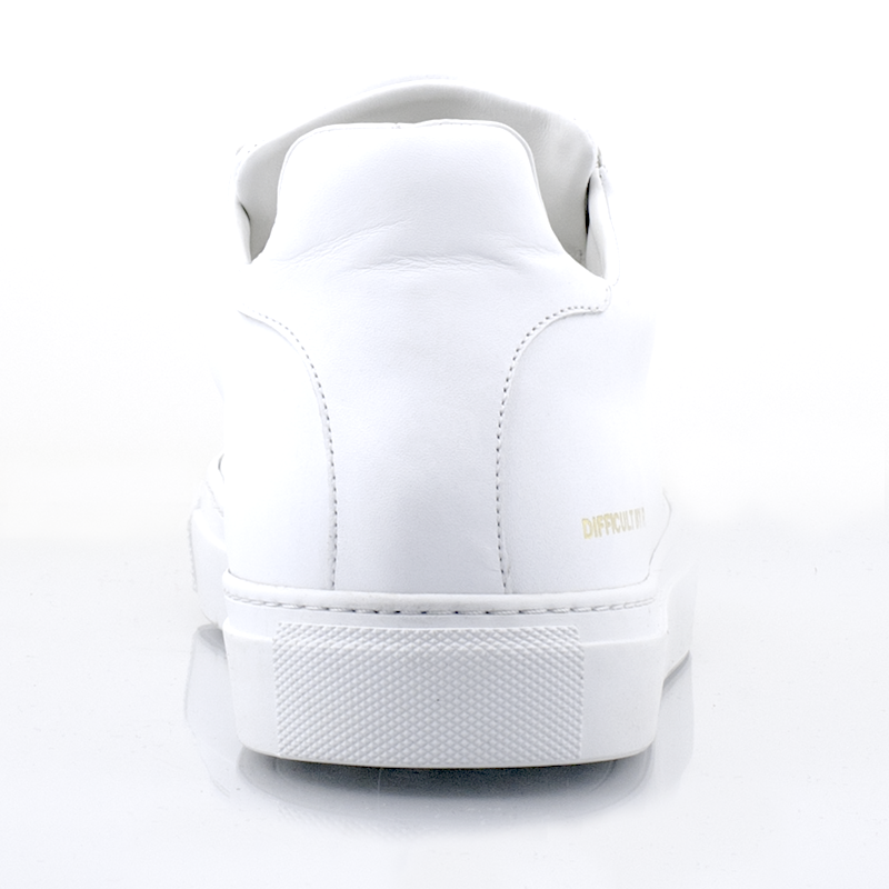 Madison White Sneaker